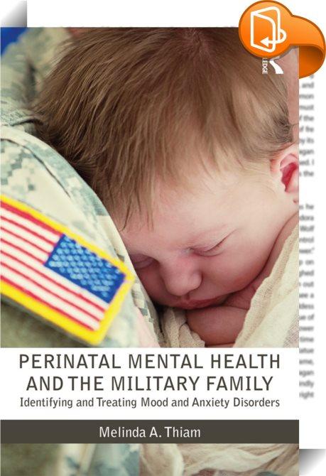 Perinatal Mental Health And The Military Family Melinda