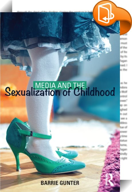 the sexualization of youth and the effects Incarcerating the youth has negative effects on many educational opportunities.