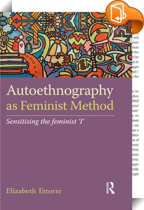 autoethnography writing and talk aloud method