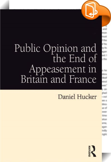 """british appeasement in the 1930s British policy, in particular, which prime minister neville chamberlain would proudly term """"appeasement,"""" conjures up images of naive, united kingdom: foreign policy and appeasementit was the beginnings of appeasement."""