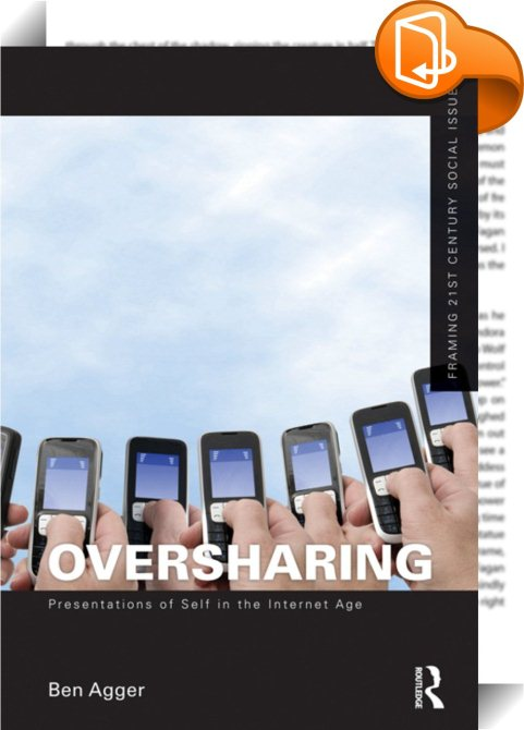 the age of oversharing These are my confessions: what diary-keeping means in an age of oversharing.