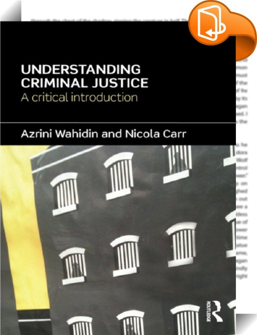 understanding criminals Chapter 16 crime and criminality it is criminal to steal a purse, it is daring to steal a fortune  and hirschi 1990), the key to understanding crime is to focus on fundamental attributes of all criminal behaviors rather than on specific criminal acts instead of trying to separately.