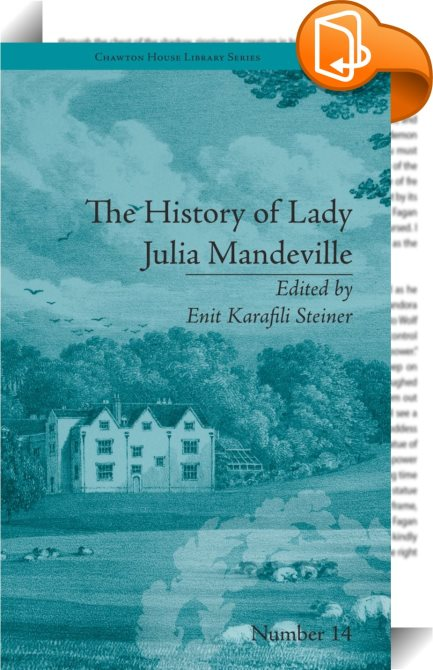 the history of lady julia mandeville by frances brooke