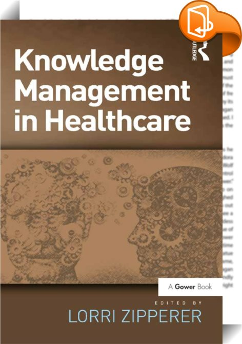 knowledge management and learning in healthcare
