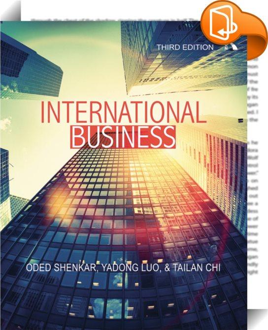 internatonal business
