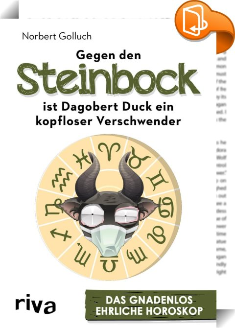 Gegen Den Steinbock Ist Dagobert Duck Ein Kopfloser