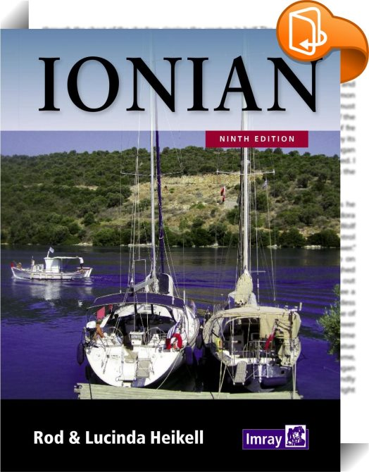 Ionian : Rod Heikell - Book2look