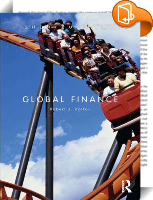 Global Finance Robert J Holton Book2look