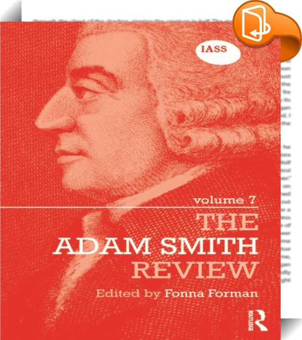 the significant contributions of adam smith in the field of economics