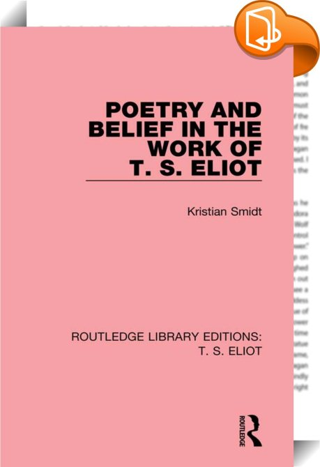 a brief history of the works by t s eliot In t s eliot: a life, peter ackroyd writes that in april 1938 t s eliot (1888-1965) travelled to lisbon in order to sit on the jury for the camoens prize (241) without any further reference time and time again, i have reflected on the implications of this statement, especially after the.