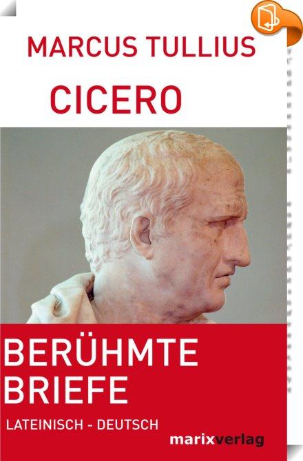 Briefe Cicero : Berühmte briefe marcus tullius cicero book look