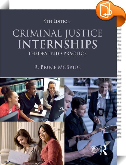 Internships For Criminology Majors
