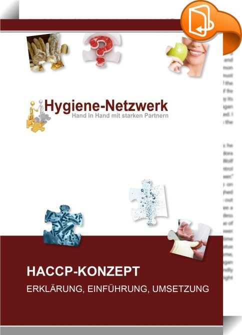 haccp konzept hygiene netzwerk gmbh co kg book2look. Black Bedroom Furniture Sets. Home Design Ideas