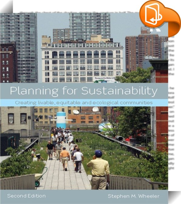 planning for sustainability at city scale
