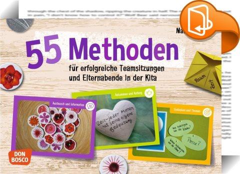 55 methoden f r erfolgreiche teamsitzungen und for Sozialpadagogik nc