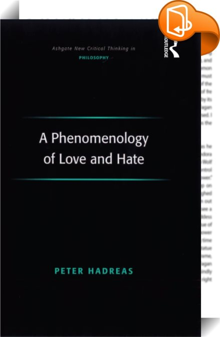 an analysis of love and hate Love and hate are basic human affects previous research has focused on the classification, functions, and other aspects of these two affects however, few studies have been conducted on the relationship between love and hate the present study investigated whether similarity within romantic.