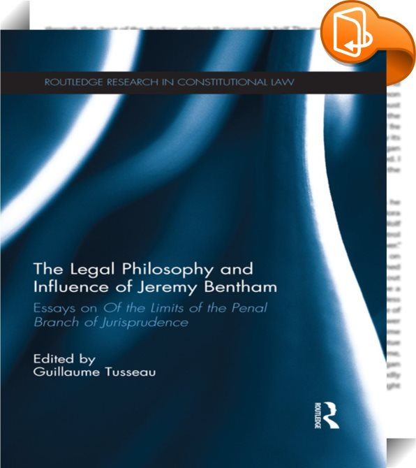 an examination of the philosophy of jeremy bentham