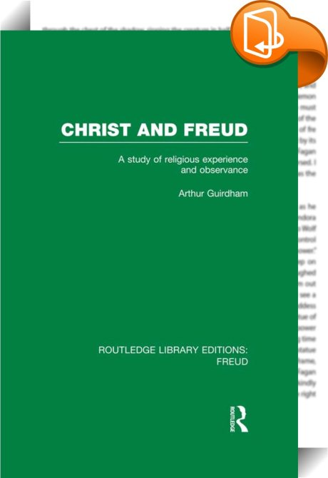 a study of freud and his beliefs