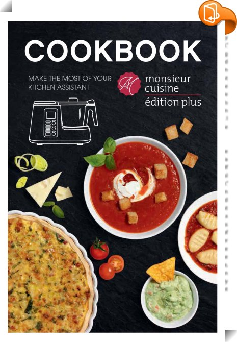 Cookbook Monsieur Cuisine Edition Plus Hoyer Handel Gmbh Book2look