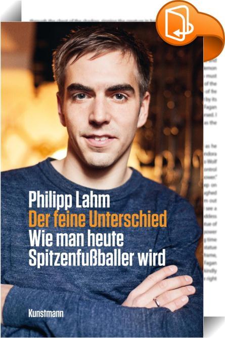 Philipp Lahm Der Feine Unterschied Pdf