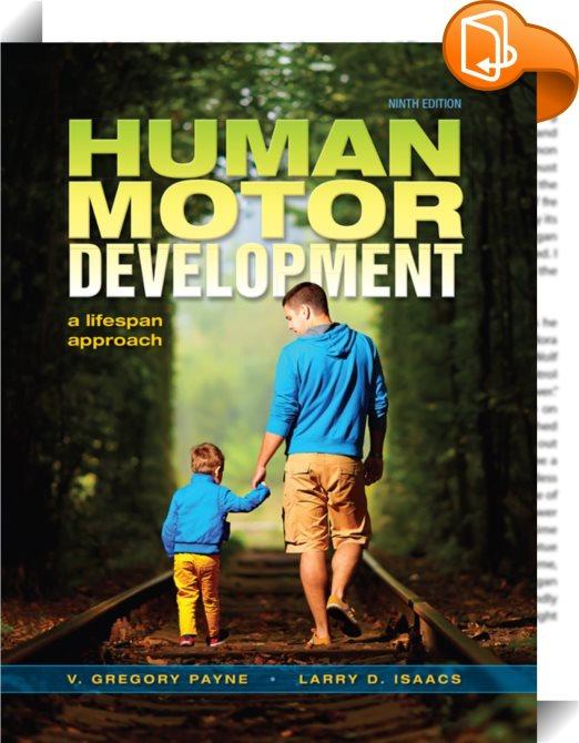 Human Motor Development Larry D Isaacs V Gregory
