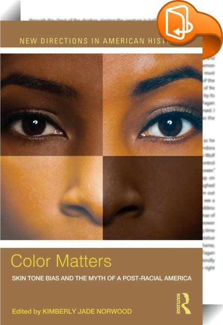 Essays on skin color