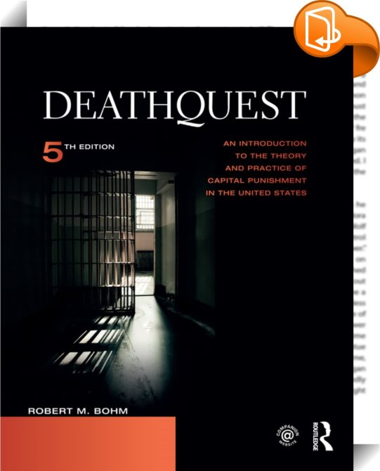 an introduction to the issue of capital punishment in the united states