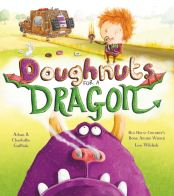 Recent Book : Doughnuts for a Dragon : Adam & Charlotte Guillain