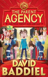 Recent Book : The Parent Agency :