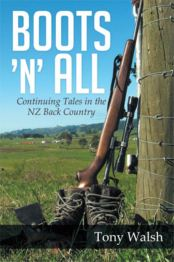 Recent Book : Boots 'n' All : Tony Walsh